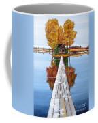 Island Cabin 2 Coffee Mug