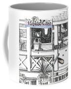 Island Cafe Coffee Mug