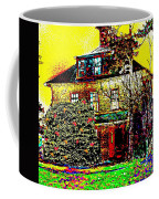 Island Cottage Coffee Mug