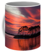 Island In The Fire Coffee Mug