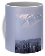 Island In The Sky Coffee Mug