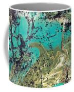 Island Lagoon Coffee Mug