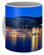 Island Of Vis Evening View Coffee Mug