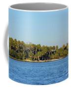 Island Off Of Cedar Key Coffee Mug