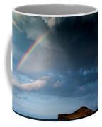 Island Rainbow Coffee Mug