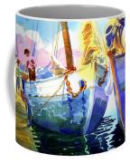 Island Sisters Coffee Mug