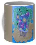 Island T-shirt Coffee Mug