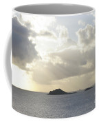 Islands Like Camels Crossing A Watery Desert  Coffee Mug