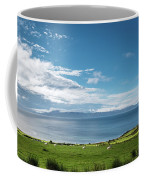 Isle Of Arran Under Cloud Coffee Mug
