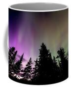 Isle Royale Aurora  Coffee Mug