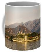 lake Maggiore, Borromean island, Piedmont Italy Coffee Mug