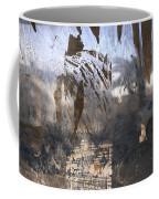 Israel, Jerusalem Abstract Of A Window Coffee Mug
