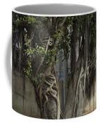Israel, Tree Trunk Coffee Mug