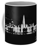 Istanbul Fountain Lights Coffee Mug