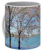 It Must Be Spring In Washington Coffee Mug