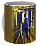 Where The Light Exists Coffee Mug