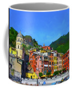 Italian Beachside  Coffee Mug
