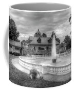 Italian Fountain Maymont B And W Coffee Mug