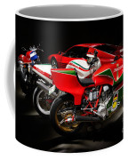 Italian Garage Coffee Mug