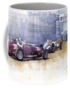 Italian Gp1937 Livorno  Coffee Mug