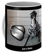 Italian Greyhound Bad Boy Coffee Mug