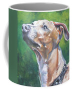 Italian Greyhound Coffee Mug by Lee Ann Shepard
