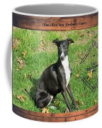 Italian Greyhound Wine Coffee Mug