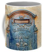 Italian Mailbox Coffee Mug