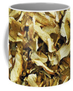 Italian Market Dried Mushrooms Coffee Mug