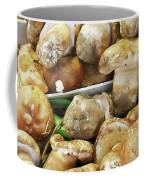 Italian Market Porcini Mushrooms  Coffee Mug