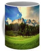 Italian Mountain Meadow Coffee Mug