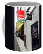 Italian Speakesy Coffee Mug