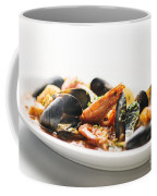Italian Traditional Seafood Stew  Coffee Mug