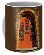 Italian Window Coffee Mug