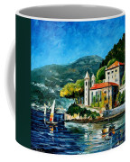 Italy - Lake Como - Villa Balbianello Coffee Mug