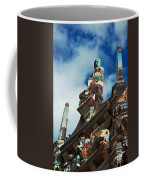 Italy And France Coffee Mug by Robert Meanor