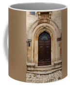 Italy - Door Eighteen Coffee Mug