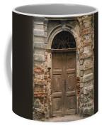 Italy - Door Four Coffee Mug