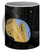Italy, Florence, Reflection In Mirror Coffee Mug