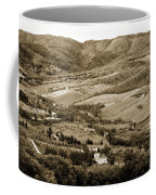 Italy From Above Coffee Mug