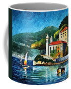 Italy  Lake Como  Villa Balbianello Coffee Mug