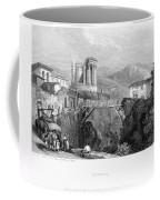 Italy: Tivoli, 1832 Coffee Mug