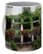 Italy Veneto Marostica Main Square Coffee Mug