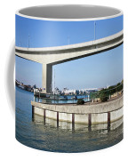 Itchen Bridge Southampton Coffee Mug