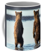 It's A Big World Out There Coffee Mug