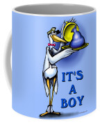 It's A Boy Coffee Mug