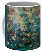 Charming Chasms Series It's A Jungle Coffee Mug