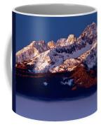 Its A New Day First Light Sawtooth Range Coffee Mug