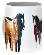 It's All About The Horses Coffee Mug