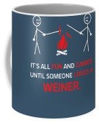 Its All Fun And Games Coffee Mug